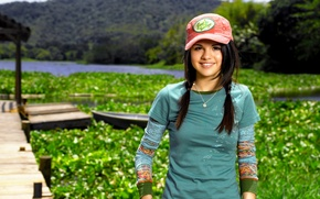 Picture girl, actress, Selena Gomez, Selena Gomez, The Princess protection program