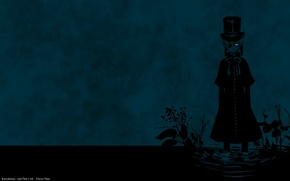 Picture void, loneliness, the darkness, swamp, despair, eye patch, Kuroshitsuji, Ciel Phantomhive, the devil's Butler, by …