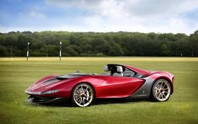Picture Concept, the concept, Ferrari, supercar, Ferrari, Sergio, Sergio