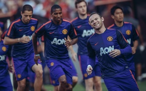Picture power, star, power, red, blow, Shrek, Manchester United, champion, manchester united, rooney, the Englishman, wayne, …