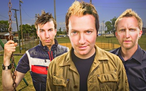 Picture Thousand Foot Krutch, TFK, alternative rock