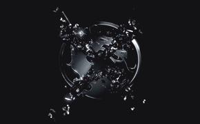 Picture Logo, Scorpion, Mortal Kombat X, Mortal Kombat 10
