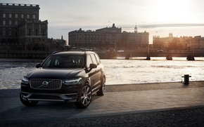 Picture machine, Volvo, Sweden, Volvo, Volvo XC90, XC90. car, status, reliability