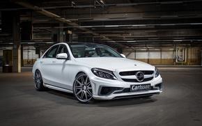 Picture Mercedes, Carlsson, C-class