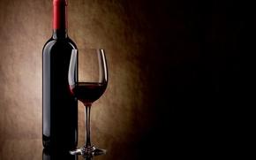 Wallpaper glass, wine, red, glass, bottle, red, glass, wine