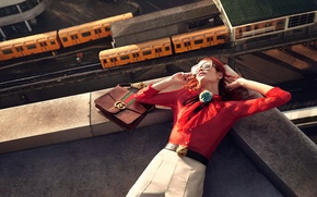 Picture Spring, Summer, Campaign, Gucci, 2016, Glen Luchford