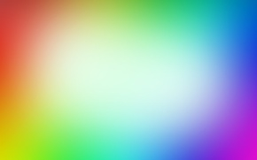 Picture light, abstraction, paint, color