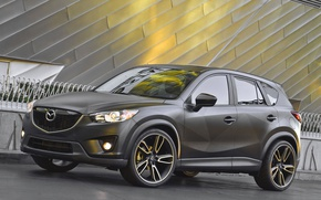 Picture concept, Mazda, urban, CX5