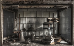 Picture background, laboratory, chemicals