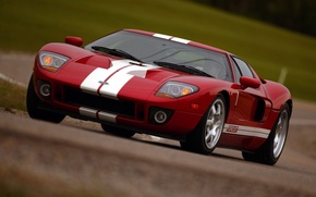 Wallpaper Grand, Turismo, Ford GT