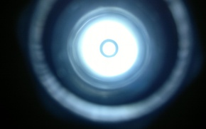 Picture light, eyes, lantern