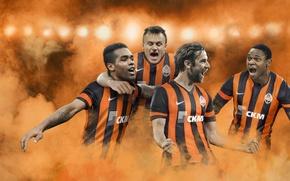 Picture Football, Luiz Adriano, Miner, Football, Shakhtar, Luiz Adriano