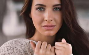 Picture Beautiful, eyes, beautiful, model, lips, look