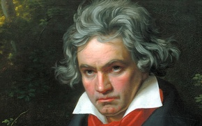 Picture portrait, musician, composer, ludwig van beethoven, Ludwig van Beethoven