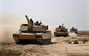 Picture tank, USA, armor, military equipment, M1A2 Abrams