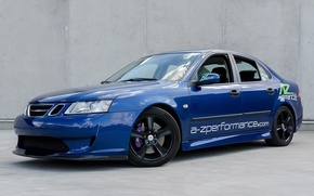 Picture You can, Tuning, Sport, Sedan, Bodykit, 2015, Sportsedan, Saab 9-3, A-Zperformance, Can Be Tuning, A-Zperformance …