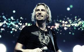 Picture rock, rock, Chad Kroeger, Nickelback