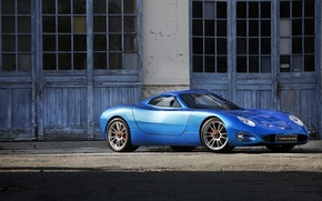 Picture the concept, new, hypercar, 1MW, Toroidion