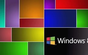 Picture computer, color, texture, logo, emblem, windows, operating system