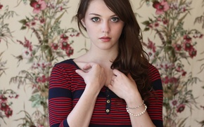 Picture look, shirt, British, Imogen