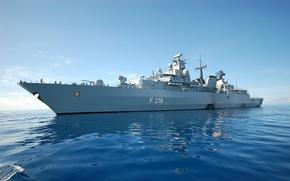 Picture militara, naval, vapor, mare