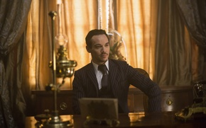 Picture costume, actor, the series, men, character, Dracula, Dracula, NBC, TV show, Jonathan Rhys Meyers, Vlad …