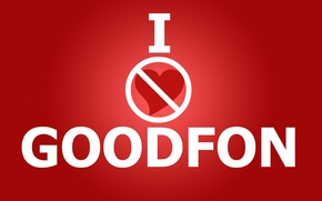 Picture what you don't like on the site goodfon ?