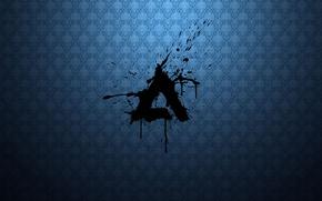 Picture Music, Logo, Hi-Tech, AIMP, Minimalism, Artem Izmaylov Media Player