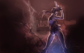 Picture weapons, black lagoon, Revie