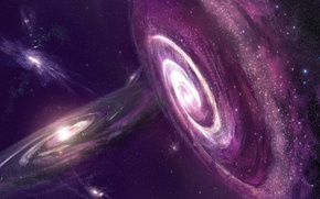 Picture the sky, stars, nebula, the universe, galaxy