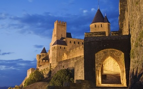 Picture the city, France, fortress, France, medieval, Porte d'aude, UNESCO, The Quote, UNESCO World Heritage Site, ...