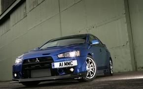 Picture Mitsubishi, Lancer, Evolution, FQ-400