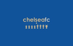 Picture wallpaper, football, Premier League, Champions League, England, Chelsea FC, FA Cup, Winners
