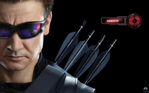 Picture The Avengers, Hawkeye, Jeremy Renner, Avengers