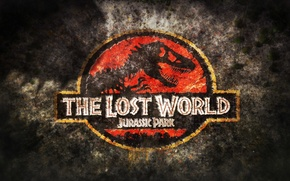 Picture logo, jurassic park, the lost world