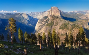 Picture USA, Yosemite, National Park