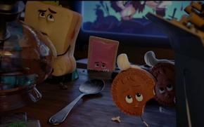Picture cartoon, 2016, sausage party, full raskolbas