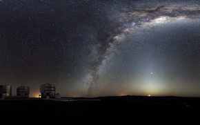 Picture Galaxy, Panorama, The Milky Way, Panorama, Milky Way Galaxy