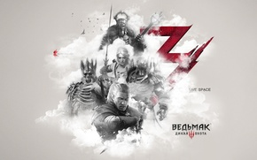 Wallpaper CDPROJEKT RED, The Witcher 1, LiVE SPACE studio, CDPR