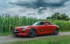 Picture Mercedes, AMG, SLS, Series, ADV05, M.V2