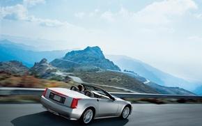 Picture auto, Cadillac, Cadillac, XLR, 2009, cruise