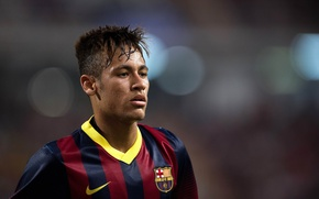 Picture Sport, Football, Form, Brazil, Football, Sport, FC Barcelona, FC Barcelona, Santos, Nike, Neymar, NIKE, Neymar ...