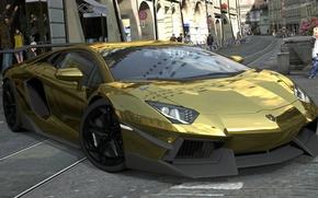 Picture Lamborghini, supercar, Aventador