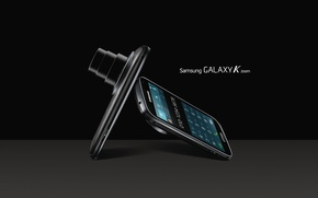 Picture black, Galaxy, Samsung, smartphone, Samsung Galaxy, Samsung Galaxy K, Samsung Galaxy K Zoom