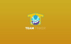 Picture dota2, Team Tinker