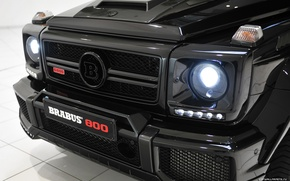 Picture Brabus 800, G-klass, Mercedes-Benz-G