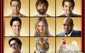 Picture Vegas, Bachelor party, Hangover, actors