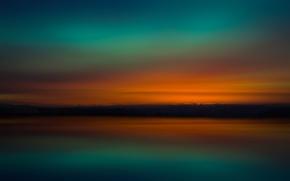Picture the sky, landscape, color, dal