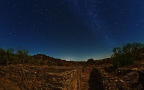 Picture stream, Spain, meteor, Draconids