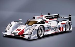 Picture Audi, 2012, Quattro, R18, E-Tron